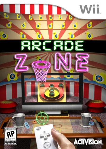 arcade zone game cover