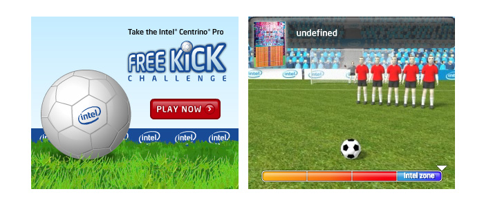intel freekick