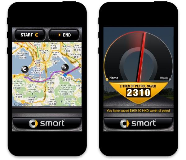 Smart Car app
