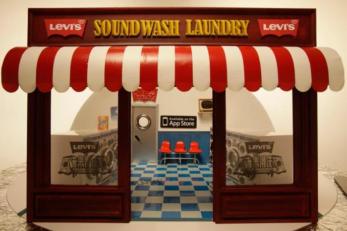 levis soundwash